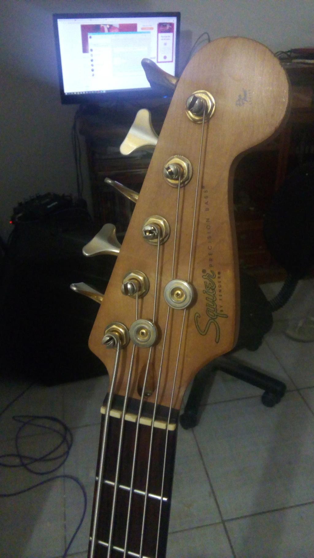 Fender Squier Precision Pro Tone V Img_2012