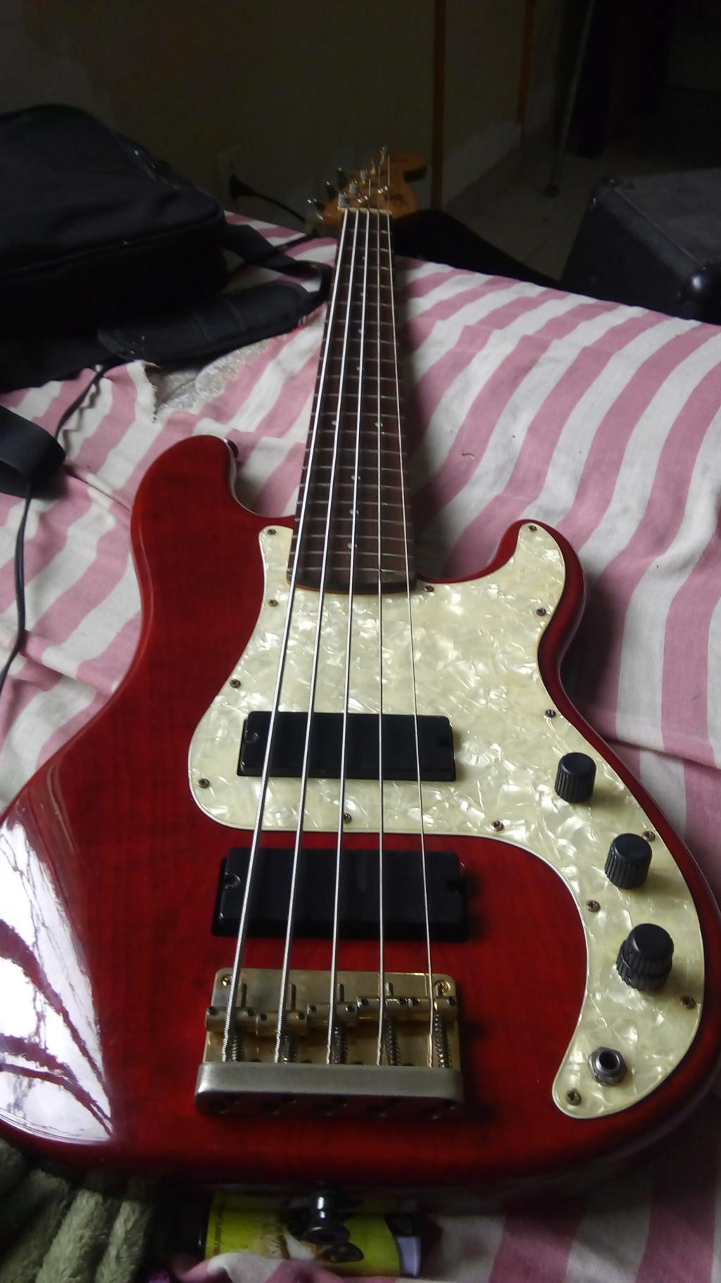 Fender Squier Precision Pro Tone V Img_2013