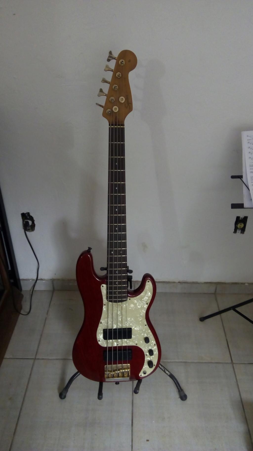 Fender Squier Precision Pro Tone V Img_2014