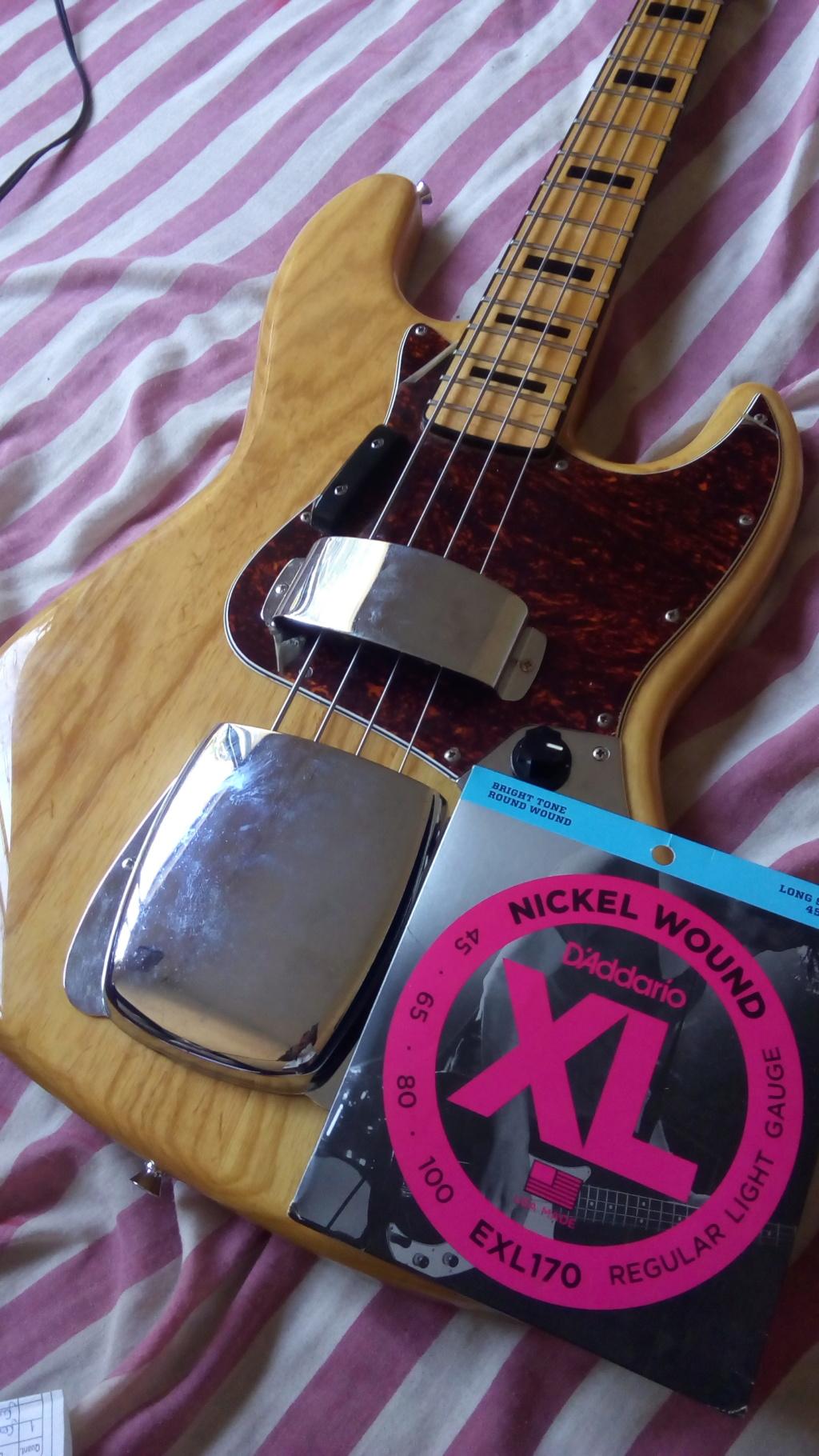 SX Sjb75 - Jazz Bass - R$1.200,00 - VENDIDO! Img_2017