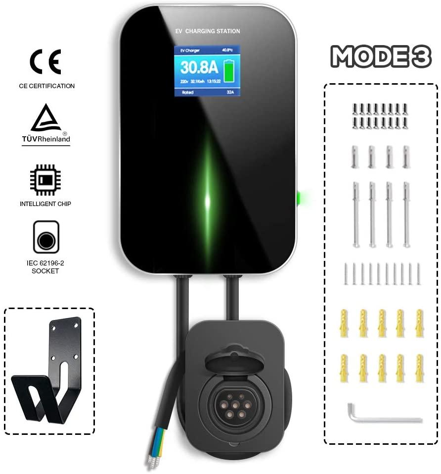 Avis borne de recharge Morec (besen) Mono 32A 61vdij10