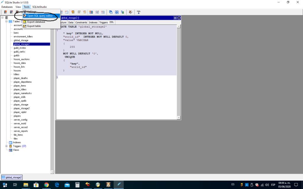 [Problema] Pequeño error en Database SQLite Soluci10