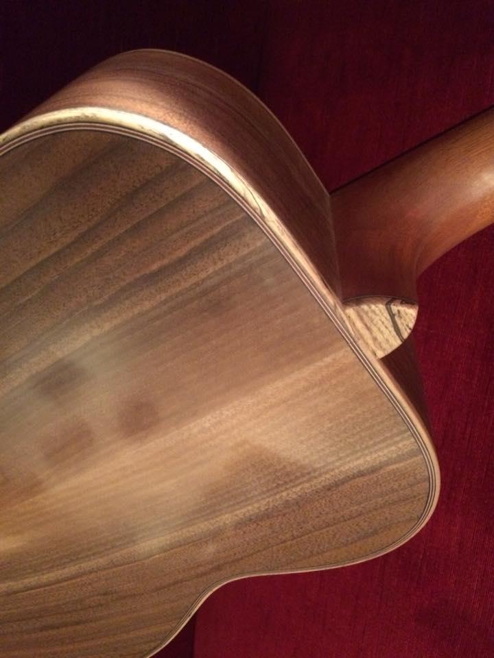 Om Noyer/Cédre Jaune du luthier Sébastien Francisco 26055610
