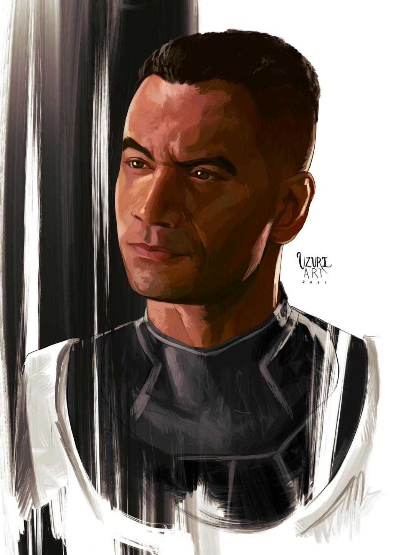 Digital Art par UZURI ART - Star Wars - Page 3 Uzuri_13
