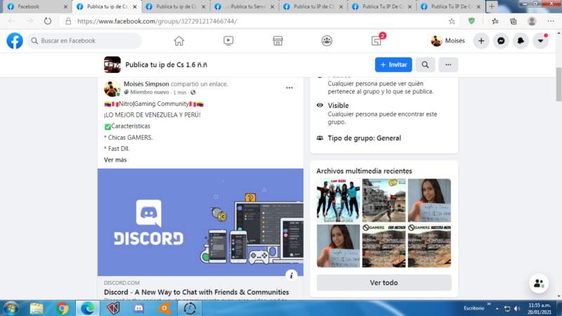 Spam #MoiséSSSS. Screen56