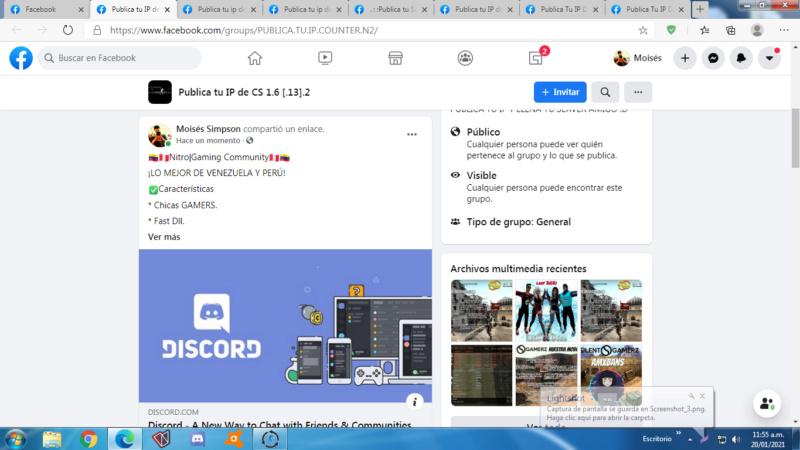Spam #MoiséSSSS. Screen57