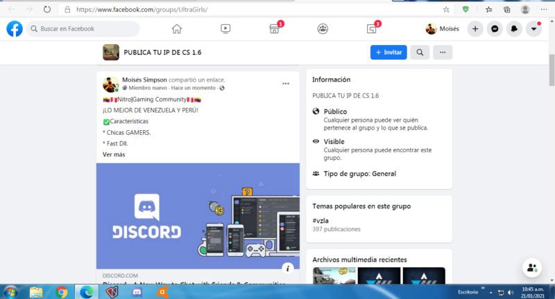 Spam #MoiséSSSS. Screen69