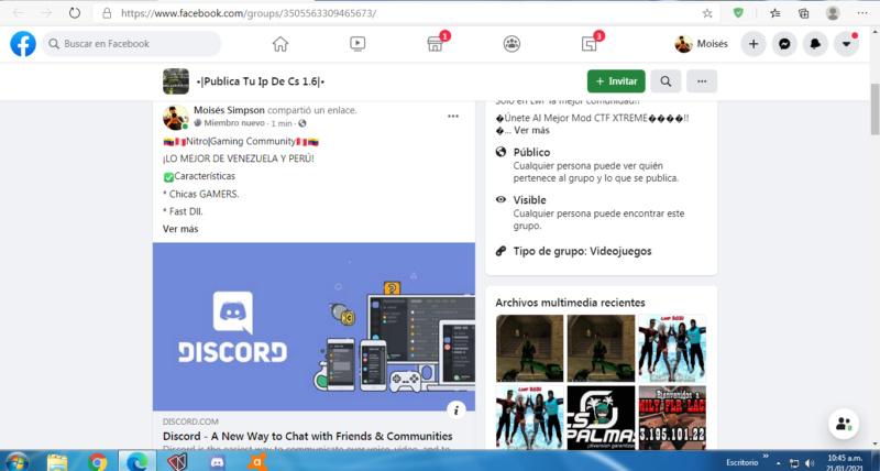 Spam #MoiséSSSS. Screen71