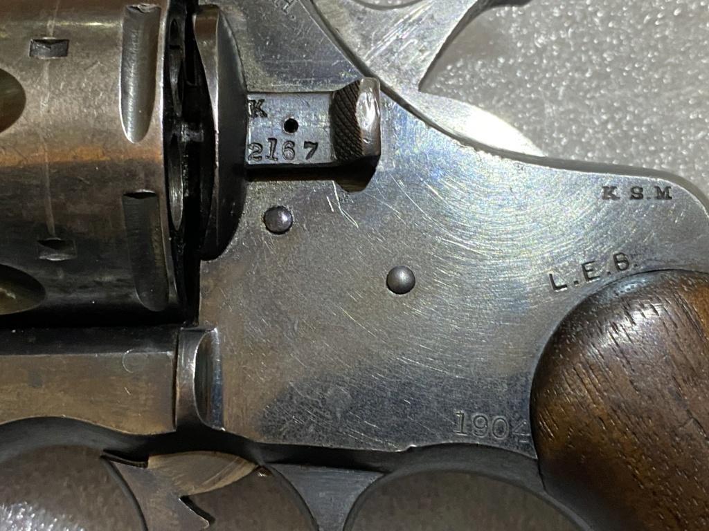 Identification d'un colt us Army de1904 en 38lc catégorie D merci  91f9ea10