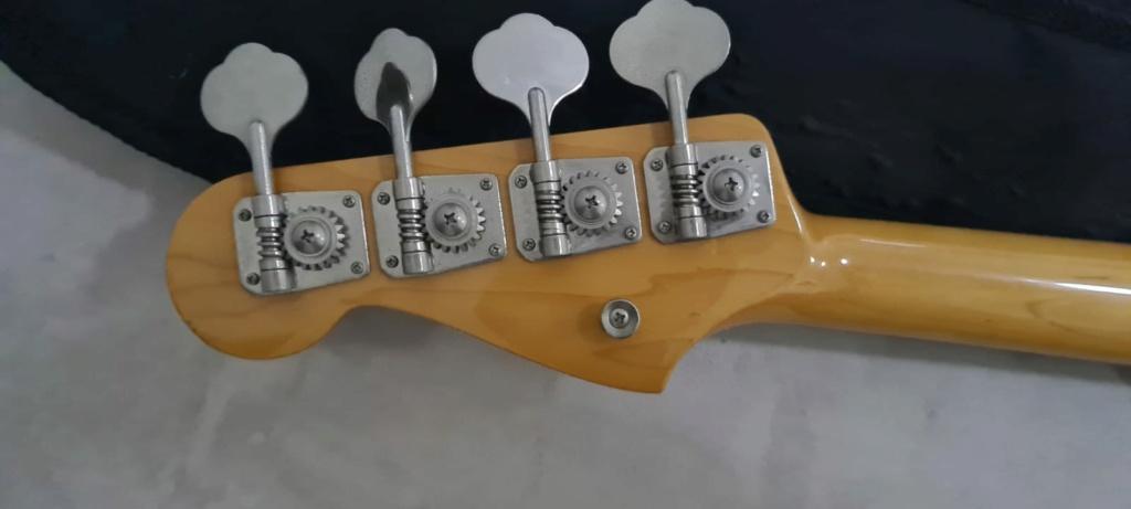 Fender Precision Bass Reissue 62 CIJ (2004)  2aa6f811