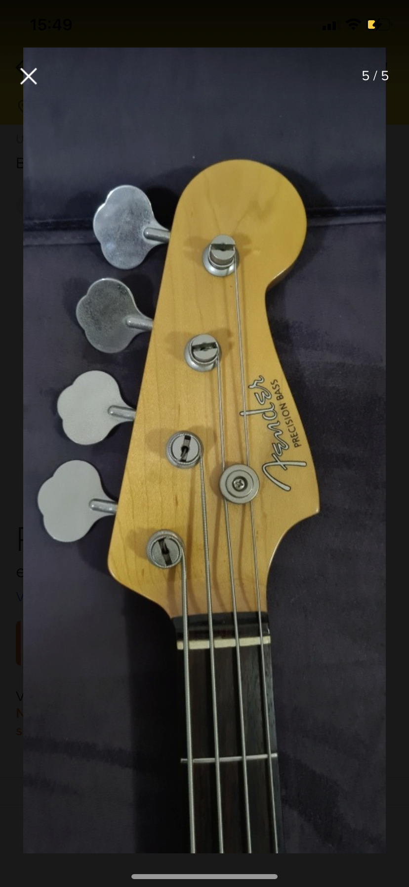 Fender Precision Bass Reissue 62 CIJ (2004)  Img_2812