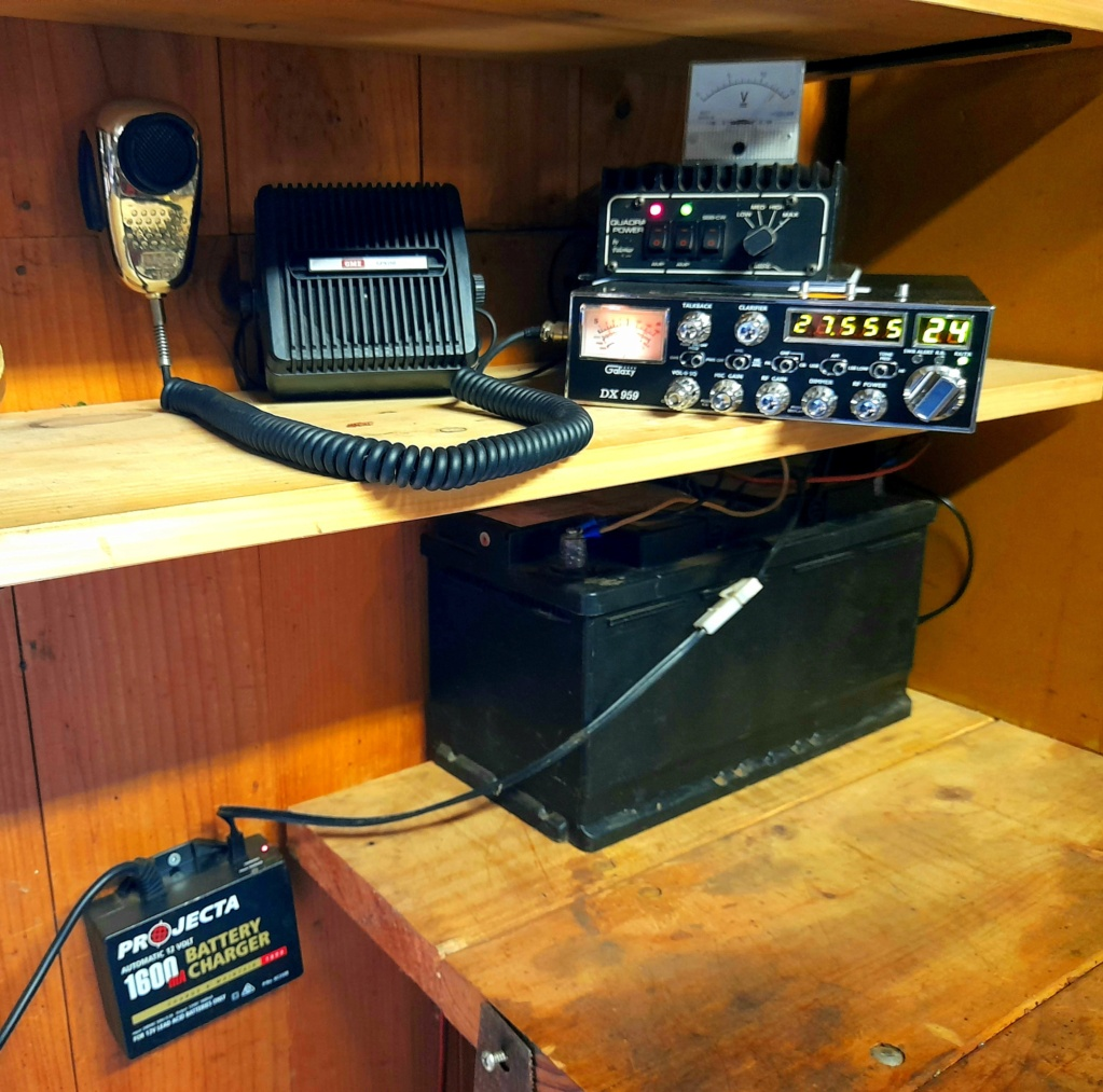 My basic set-up  20210511
