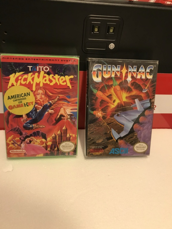 collection nintendo NES de Gnagnaa 77d5a010