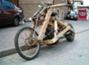 """""""The Mowercycle"""" a microcar road legal trike Gna0v110"""