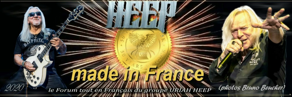 Heep made in France
