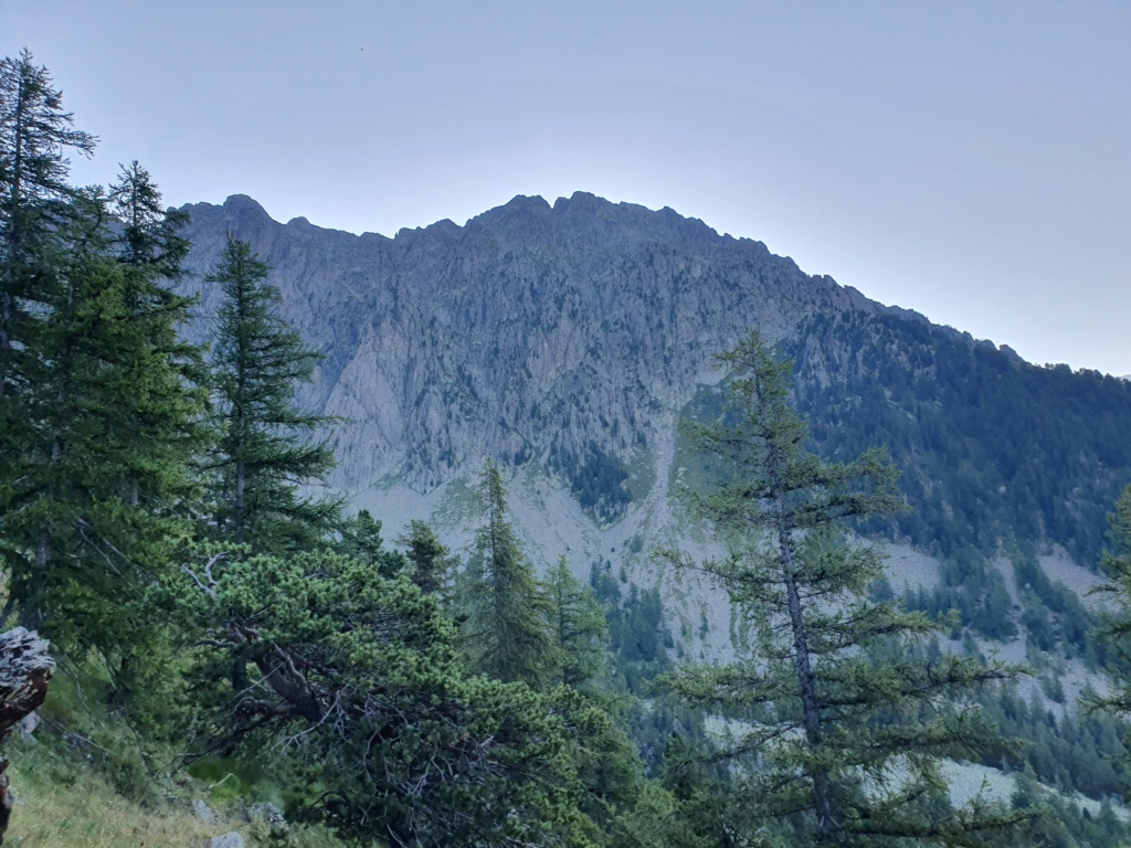 arête Sud du Cayre-Négre du Mercantour 20210730