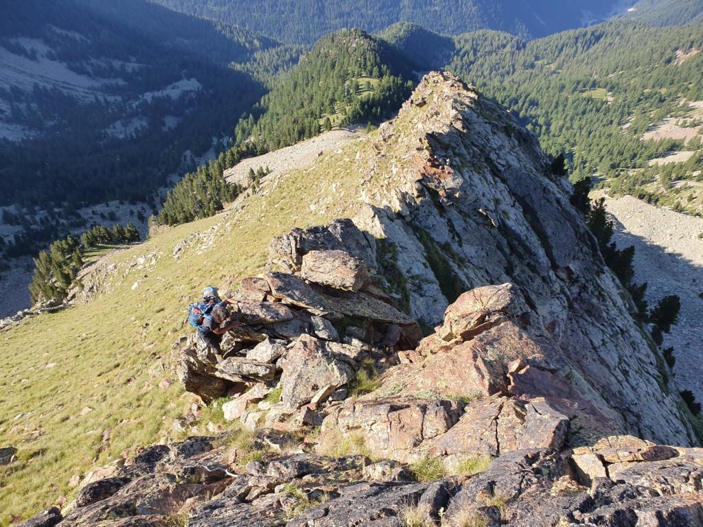 arête Sud du Cayre-Négre du Mercantour 20210732