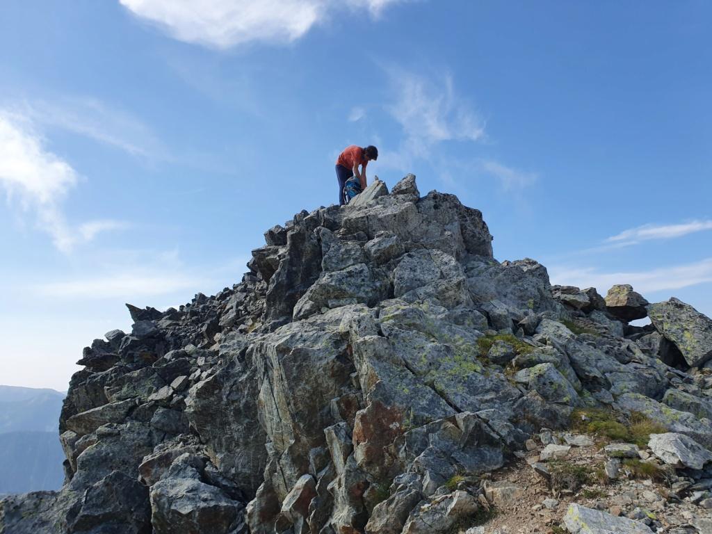 arête Sud du Cayre-Négre du Mercantour 20210734