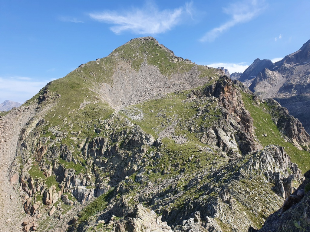 arête Sud du Cayre-Négre du Mercantour 20210736