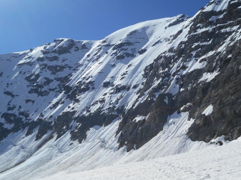 superbe voie Glacière en Italie Ciamar10