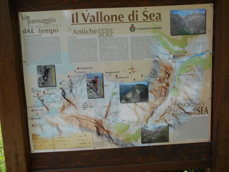 superbe voie Glacière en Italie Ciamar11