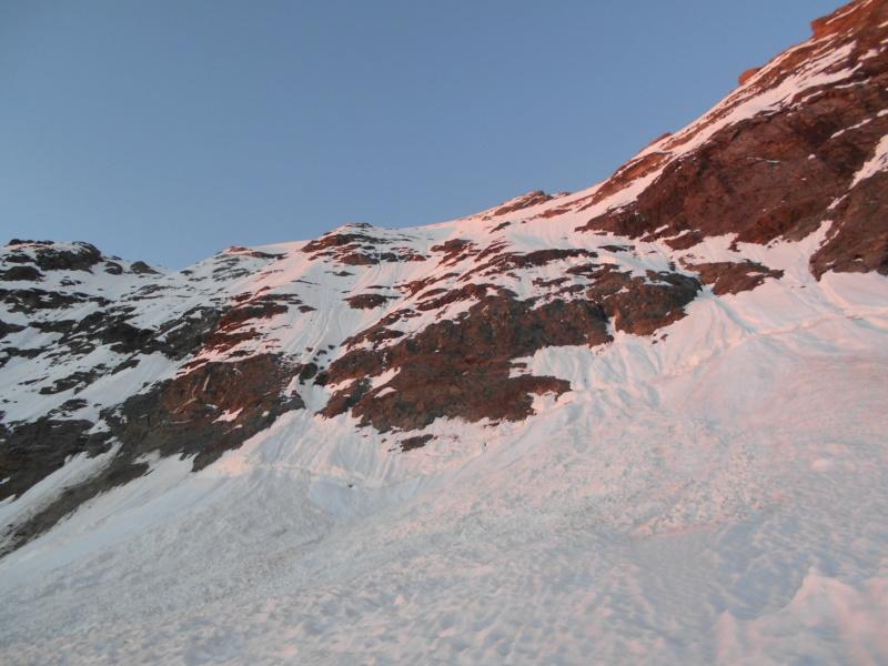 superbe voie Glacière en Italie Ciamar17