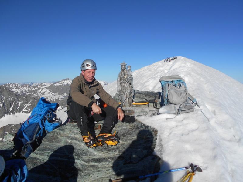 superbe voie Glacière en Italie Ciamar22