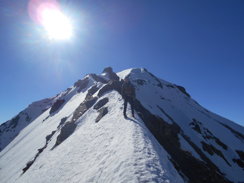 superbe voie Glacière en Italie Ciamar23