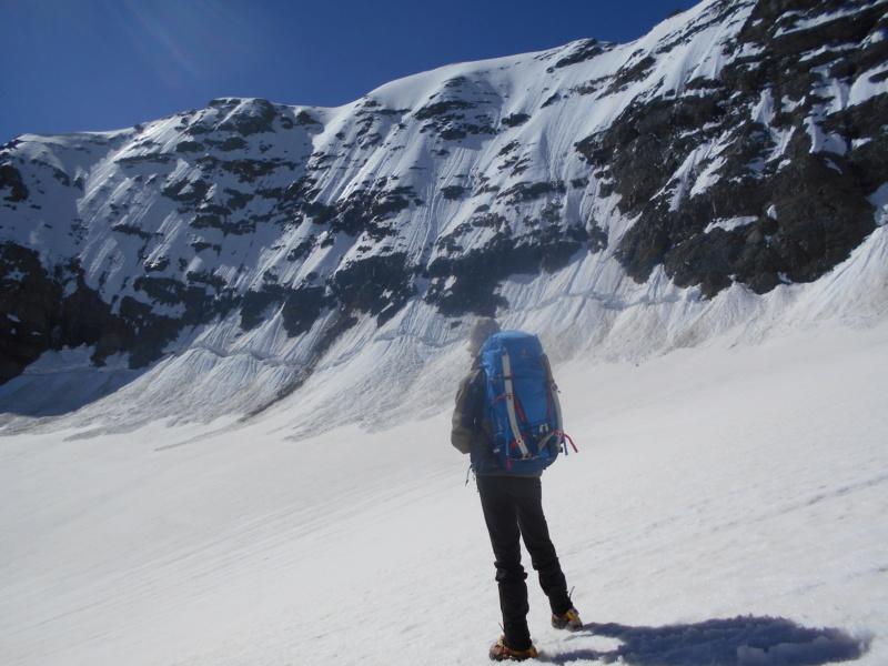 superbe voie Glacière en Italie Ciamar24