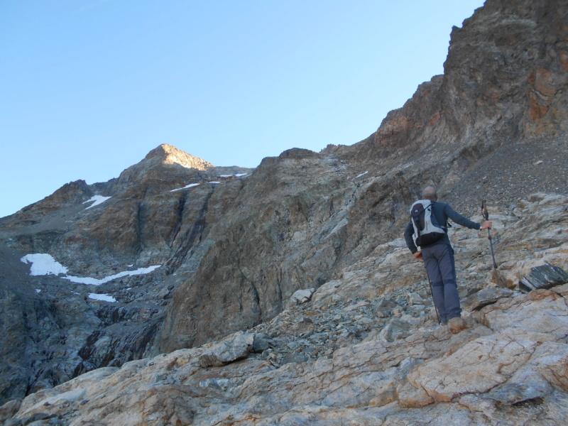 Cime du Vallon plus de glacier !! Cime_d34