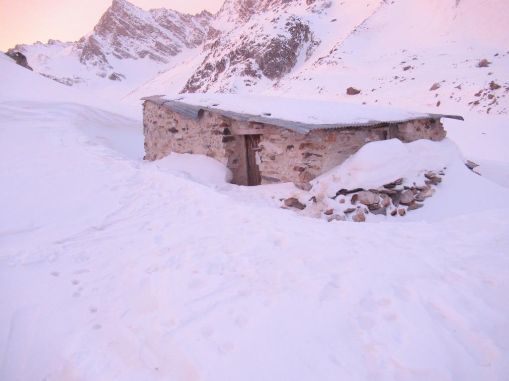 hivernale à l'Aiguille du Chambeyron Img_3519