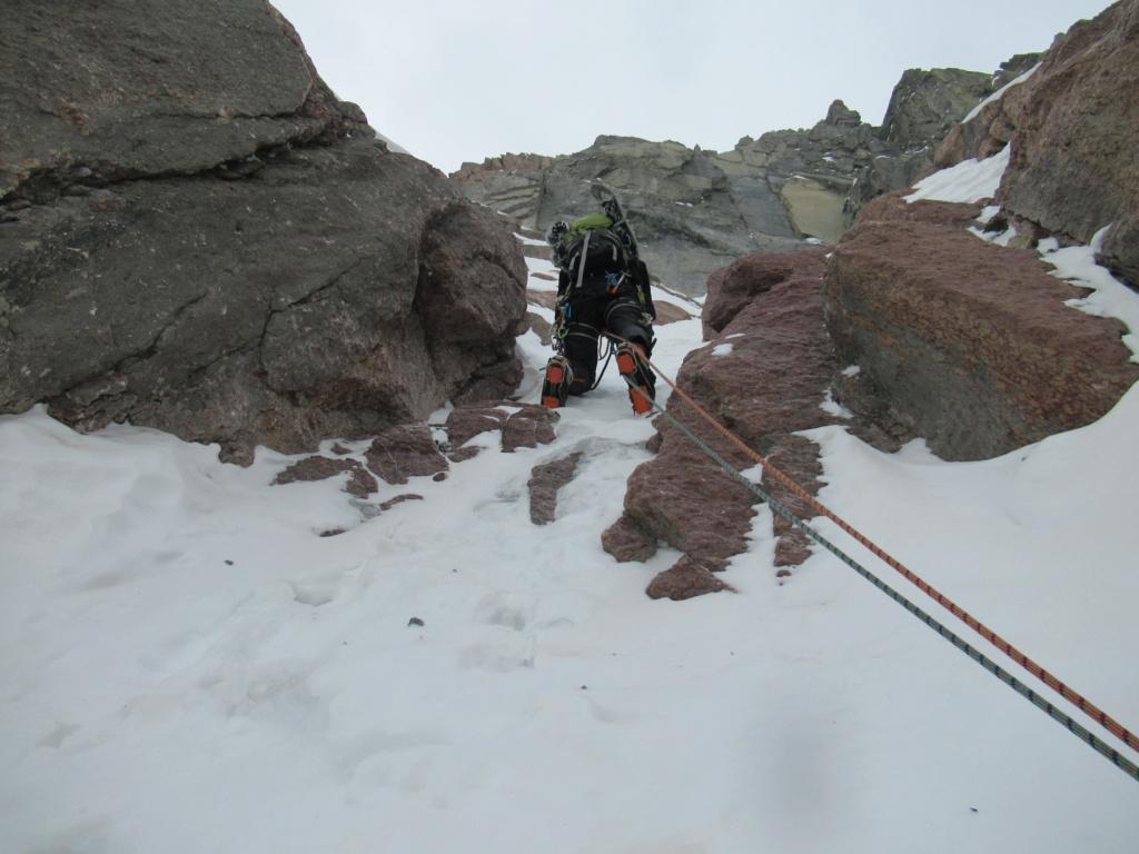 hivernale à l'Aiguille du Chambeyron Img_3613