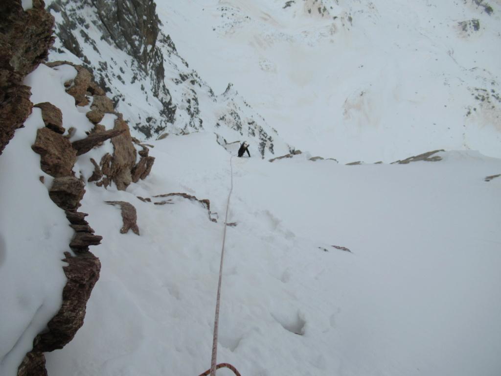 hivernale à l'Aiguille du Chambeyron Img_3616