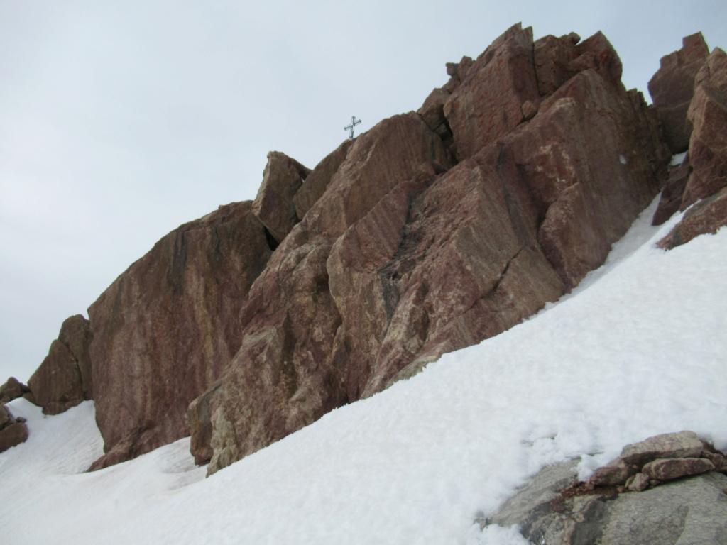 hivernale à l'Aiguille du Chambeyron Img_3617