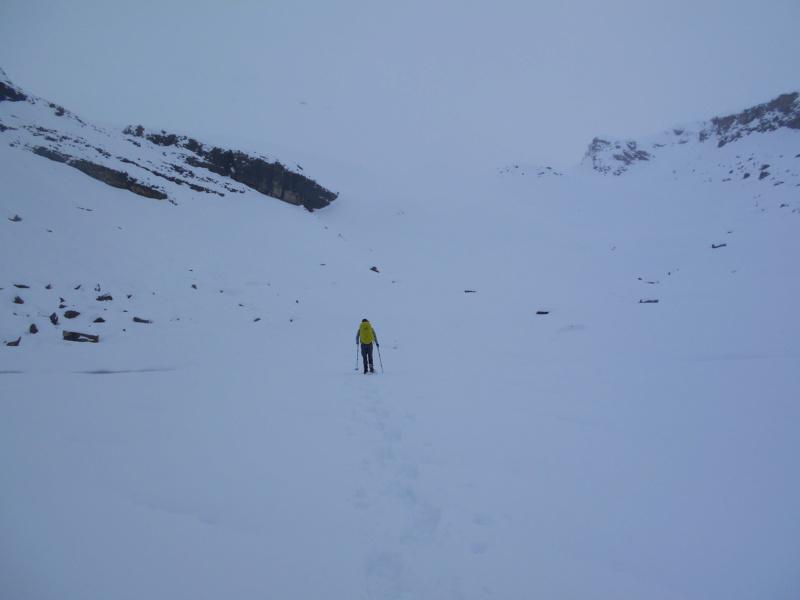 Mt Mounier dans la cousse... Mounie13