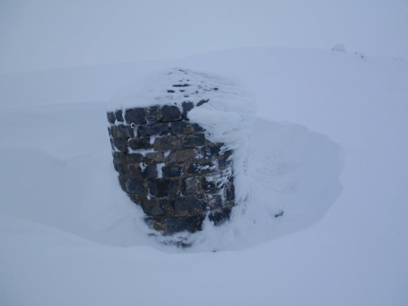 Mt Mounier dans la cousse... Mounie15