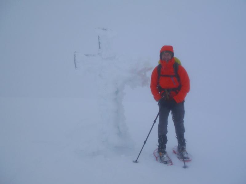 Mt Mounier dans la cousse... Mounie17