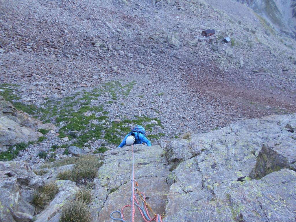 220 m à la Punta Plent Plent_13