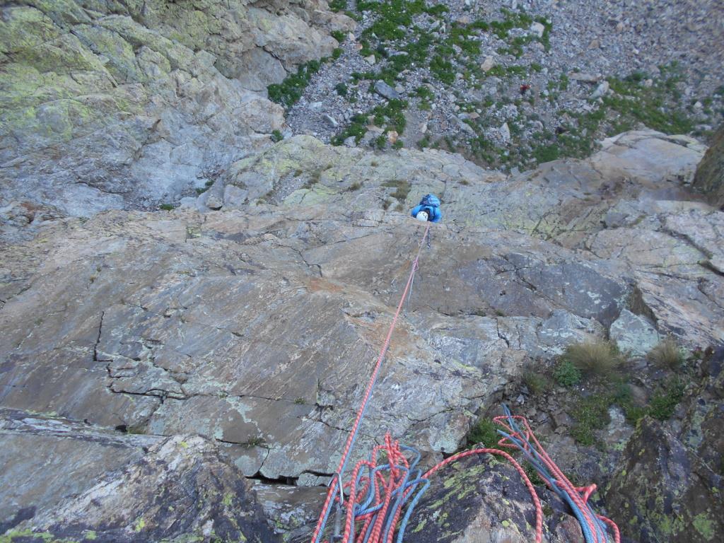 220 m à la Punta Plent Plent_14