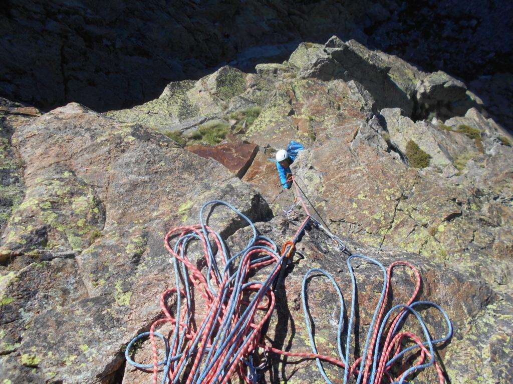 220 m à la Punta Plent Plent_16
