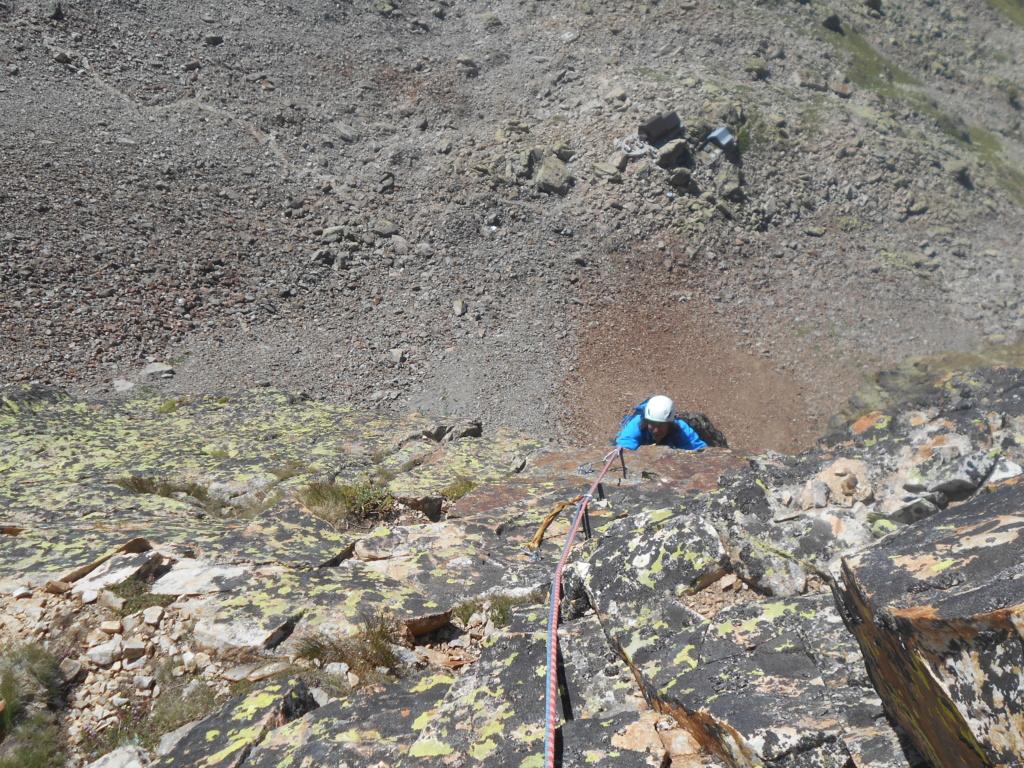 220 m à la Punta Plent Plent_19