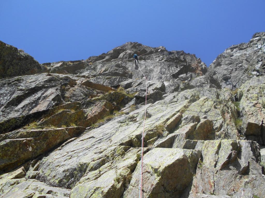 220 m à la Punta Plent Plent_22