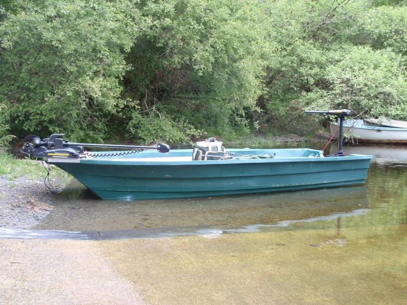 bateau+remorque armor 4m P5200010