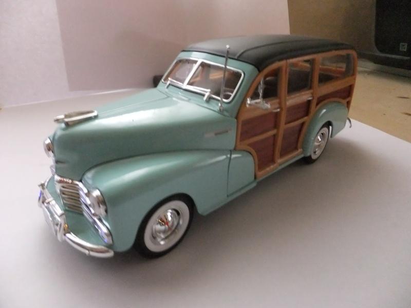 chevy fleetmaster woody 1948 ... fait par Weely (chine) Dscf0224