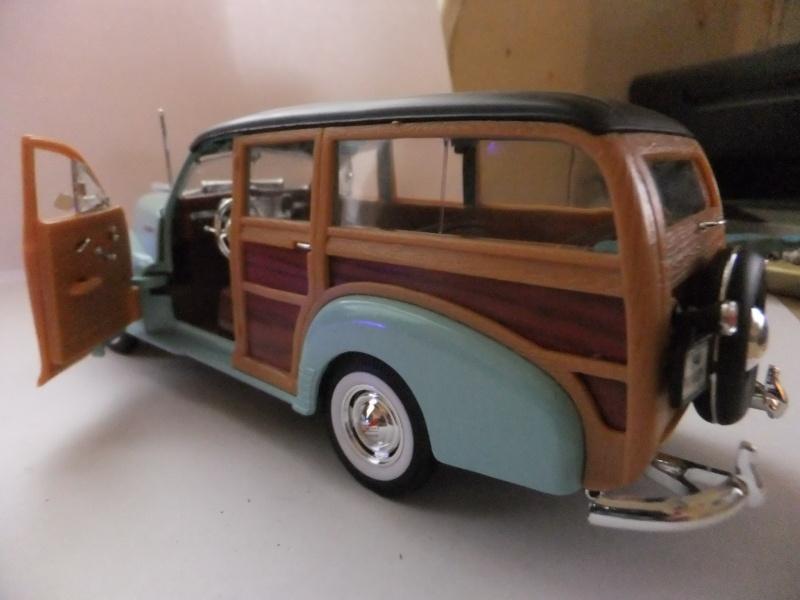 chevy fleetmaster woody 1948 ... fait par Weely (chine) Dscf0225