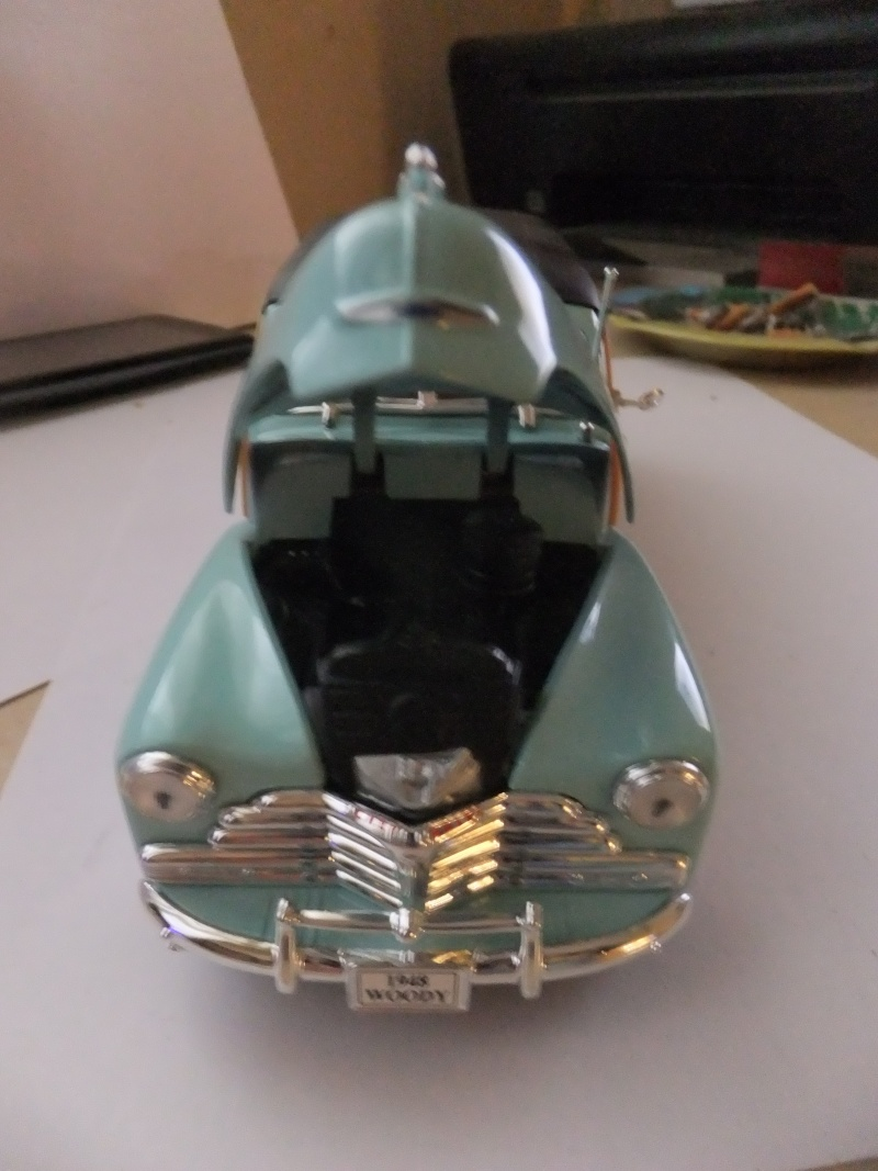 chevy fleetmaster woody 1948 ... fait par Weely (chine) Dscf0226