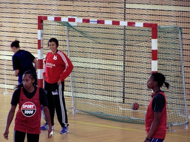 [Handball] Handball féminin 2008-020