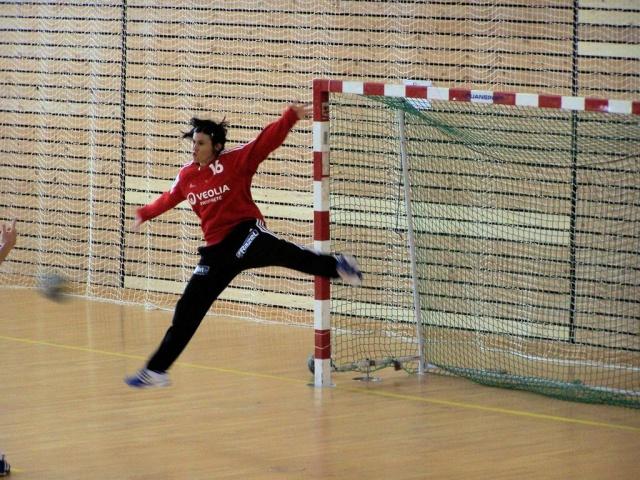 [Handball] Handball féminin 2008-022