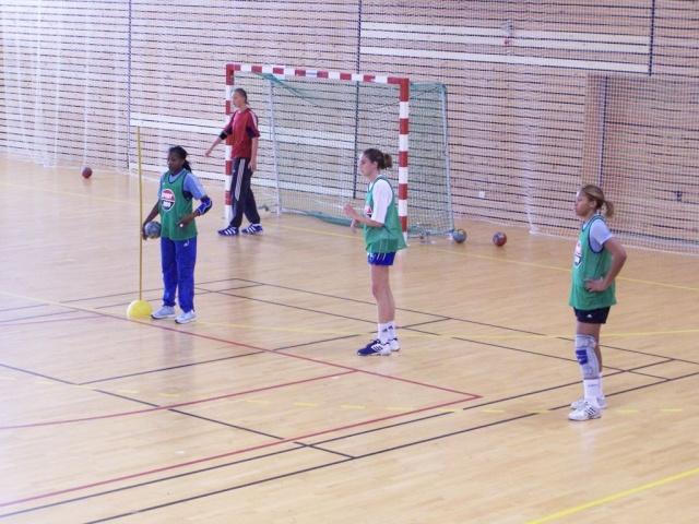 [Handball] Handball féminin 2008-023