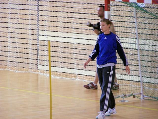 [Handball] Handball féminin 2008-024